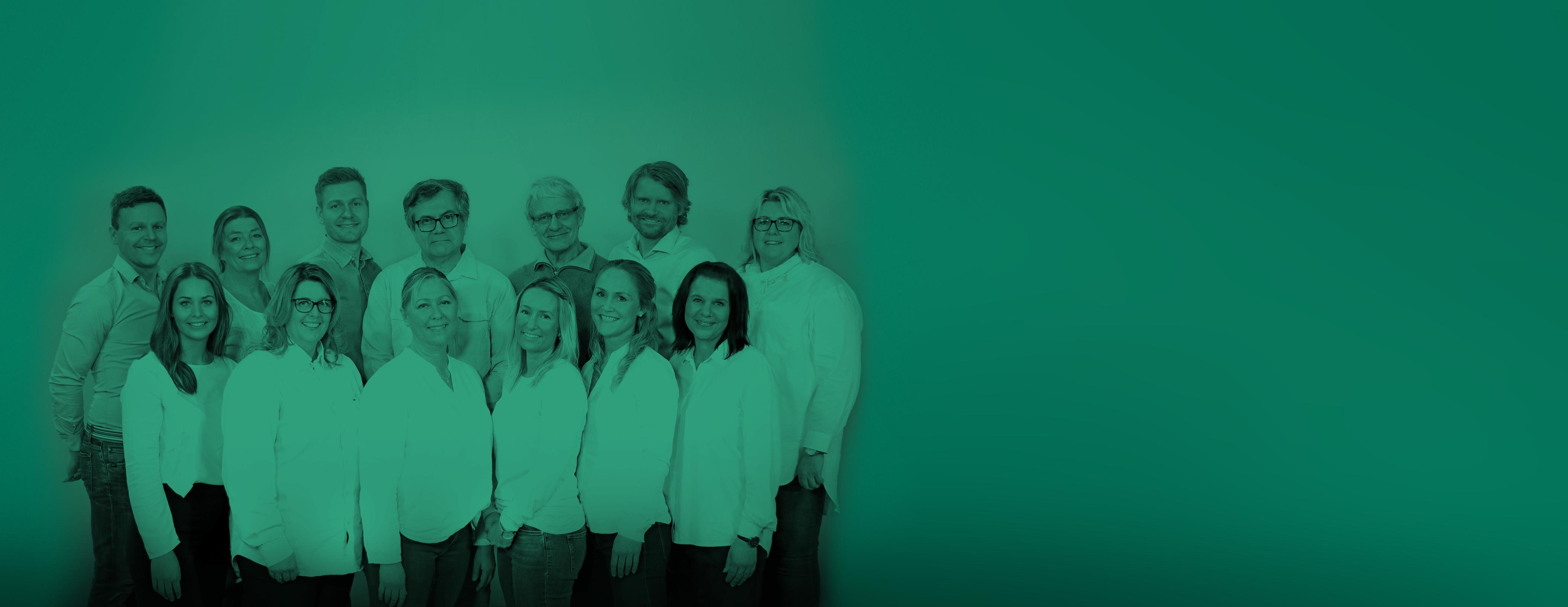 Grønn Jobb BHT gruppebilde